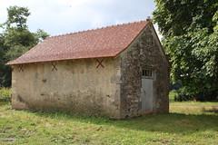La chapelle Grandmontaine d'Entrefins à Adriers