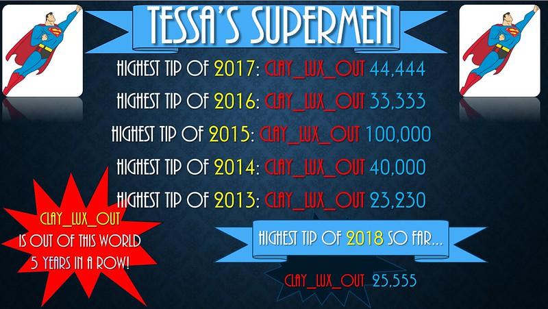 Tessas Supermen