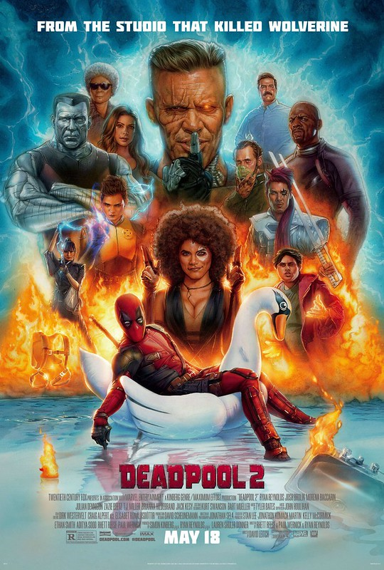 (2018) Deadpool 2