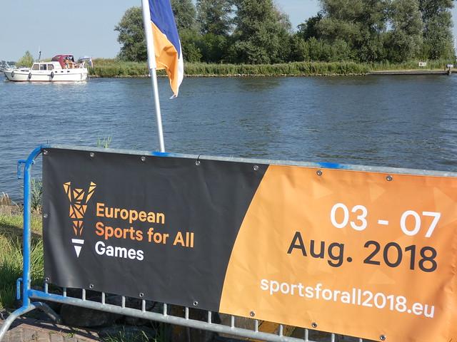 1st TAFISA European Sport for All Games 2018