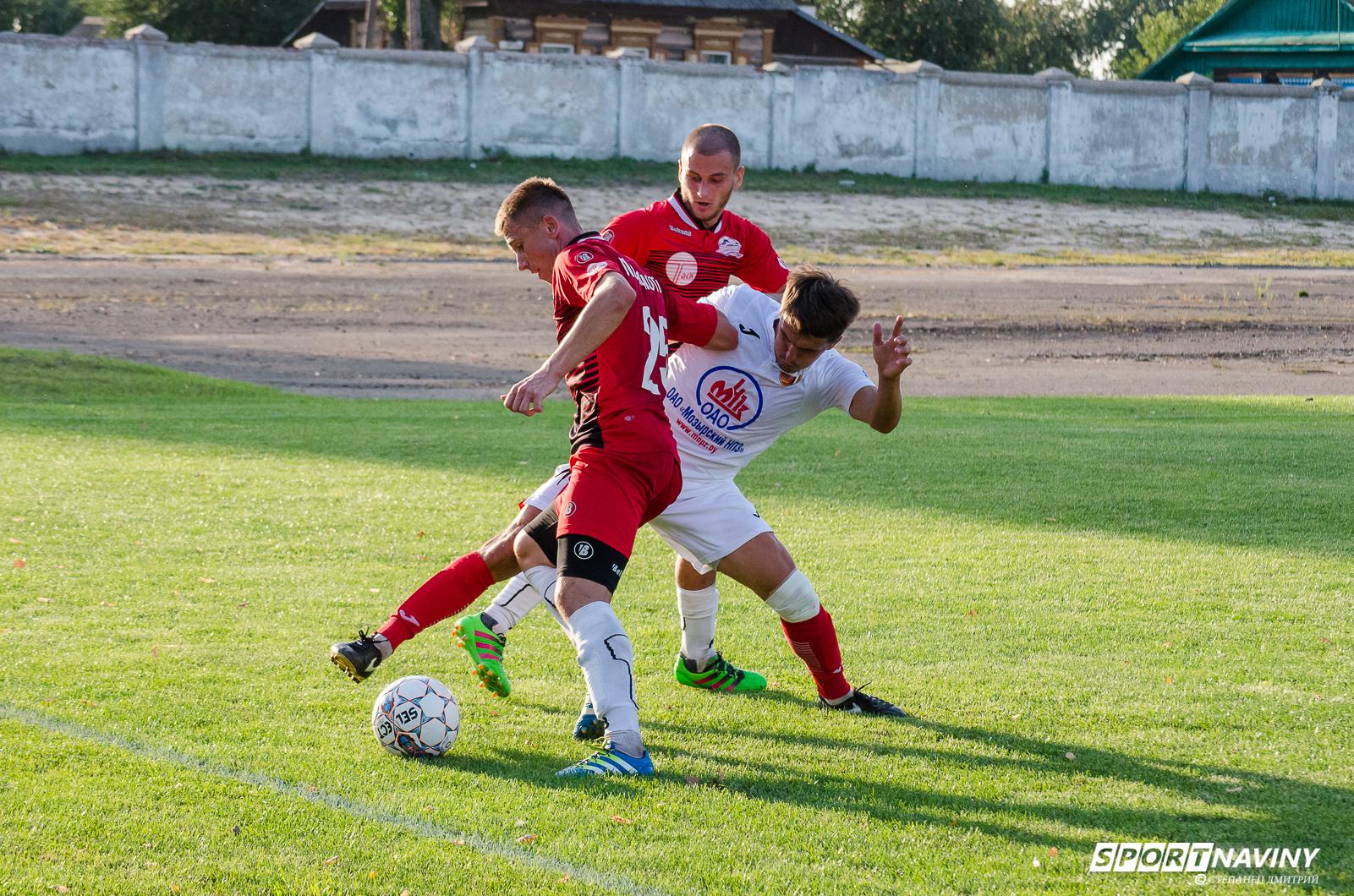 FC Lokomotiv 0:0 FC Slavia-Mozyr. 25/08/2018