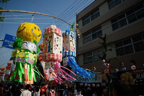 20180804 Anjo Tanabata festival 4
