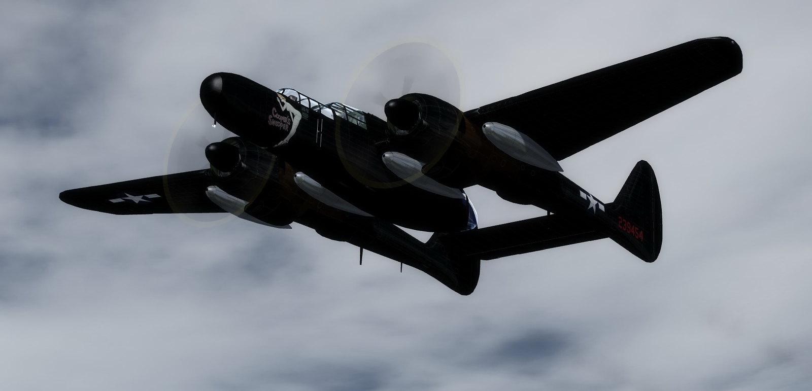 DC Designs Northrop P-61C Black Widow RELEASED [Archive] - SOH Forum