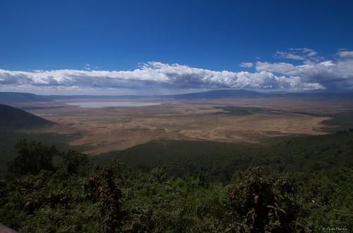 ngorongoro conservation area tanzania entrance national park gate africa crater pentax sigma sigmaart pentaxart testo pentaxk30 sigma1020