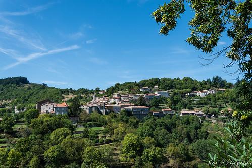 Saint-Pierreville - Ardèche