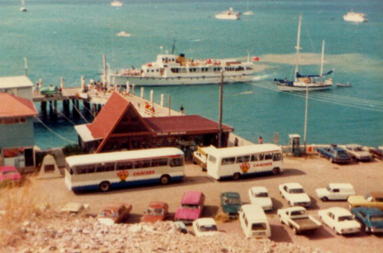 Remembering Airlie Beach Queensland Coast