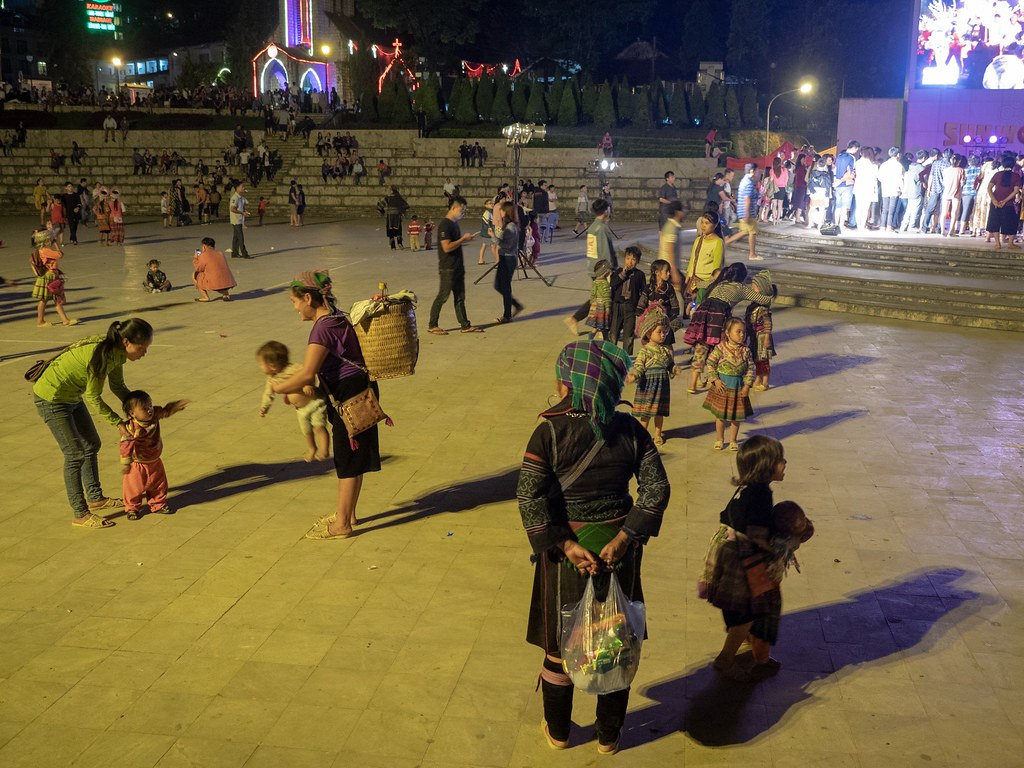 Sapa Town Vietnam