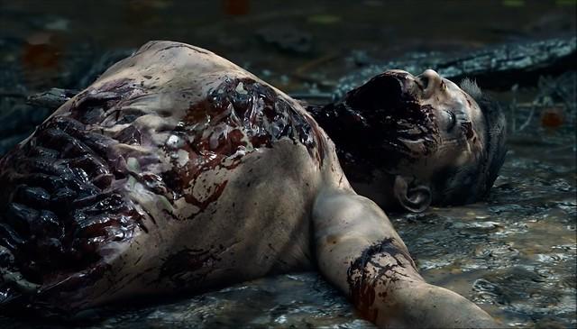Sombra del asaltante de la tumba - Miguel pobre