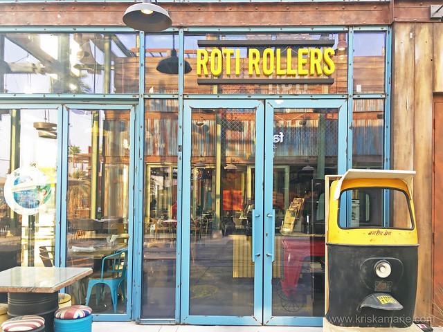Roti Rollers La Mer