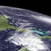 Limb View of Hurricane Florence