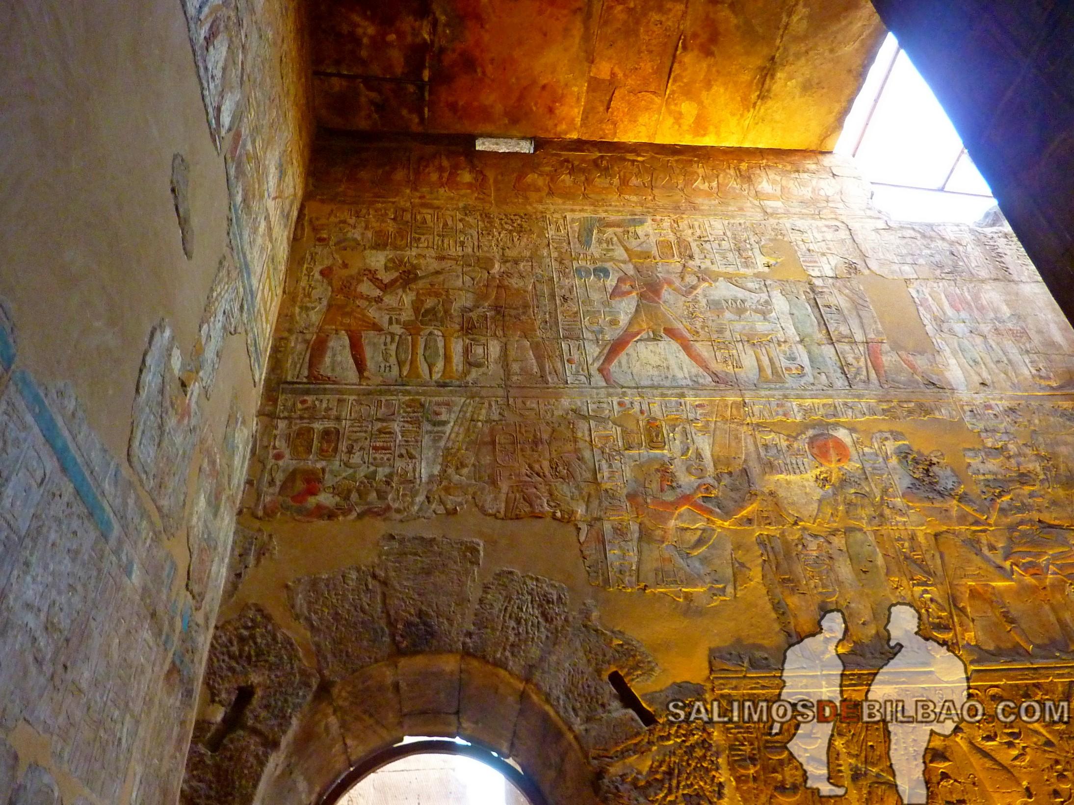 0722. Templo de Luxor
