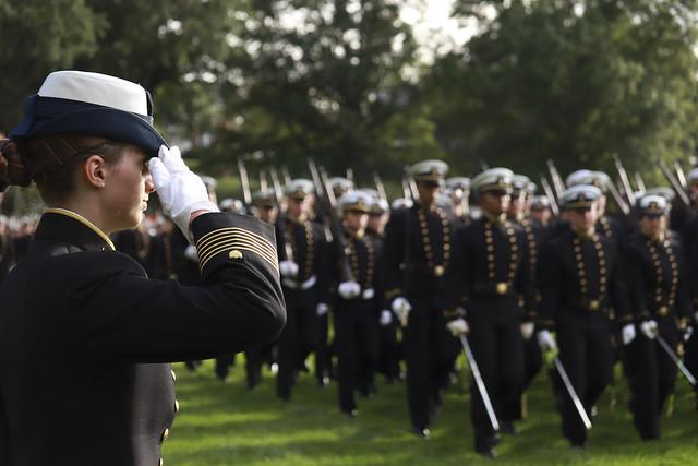 180914 / Regimental Review