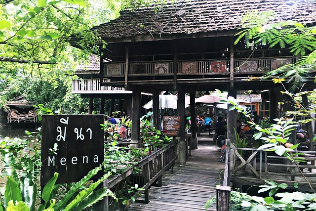 Meena Rice Based Cuisine - Chiang Mai - Thailand