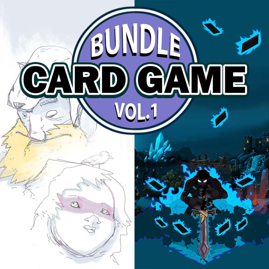 Card Game Bundle Vol.1