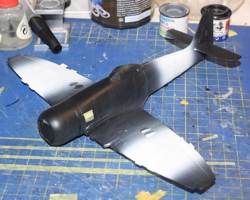 Hawker Sea Fury FB.11, Airfix 1/48 - Sida 3 29392438807_4f522f6435