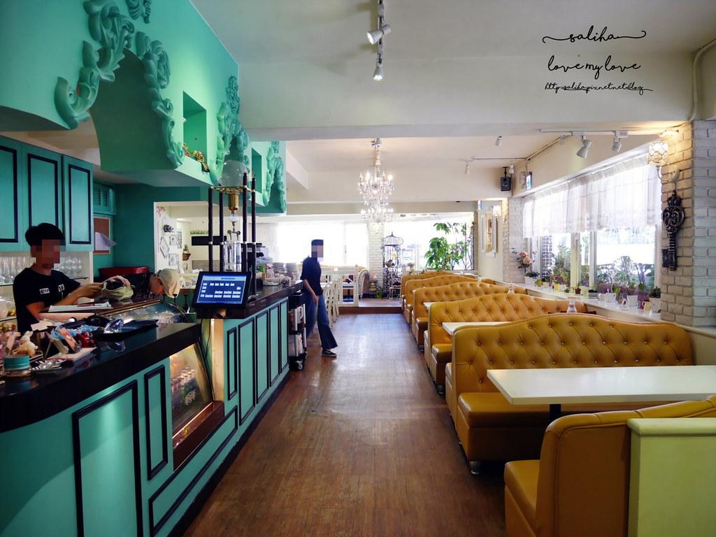 台北西門站夢幻公主風咖啡館餐廳推薦oyami cafe (3)