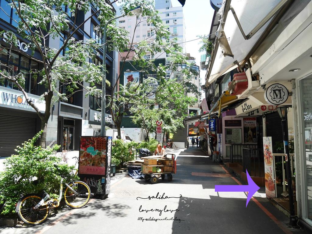 台北西門町下午茶咖啡館推薦oyami cafe (2)
