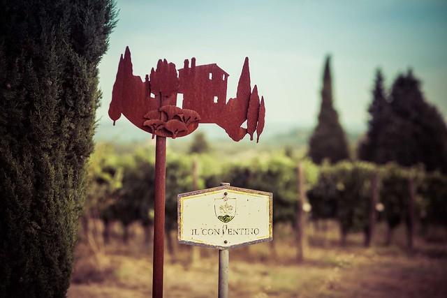 Delinat Weinreise Toskana 2018