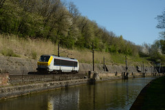 SNCB/NMBS 1311 Arzviller 19.04.2015 - Photo of Vieux-Lixheim