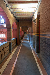 Beurs van Berlage interior, Amsterdam