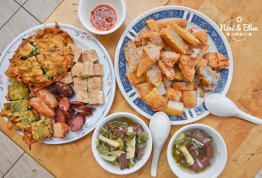 丁記炸粿 台中小吃 炸物 米腸15