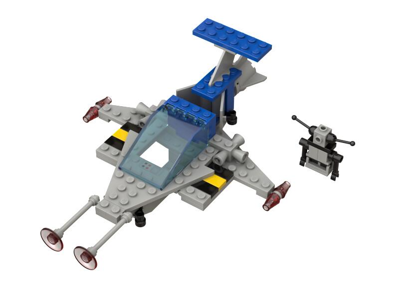 Lunar Patrol Craft (6872 mod)