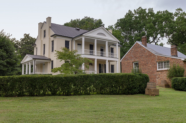 Historic Rose Hill Plantation House