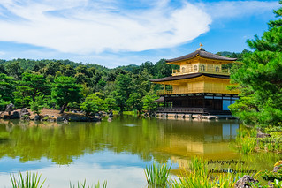 Kinkakuji Temple(Temple of the Golden Pavilion)