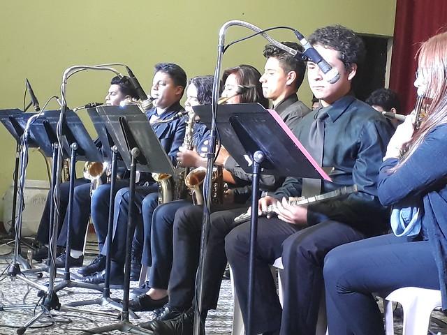 Niños de La Esperanza disfrutan de Festival de Arte y Recreación