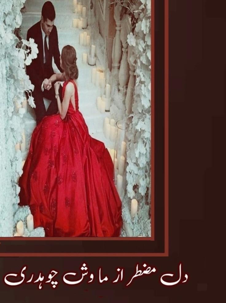 Dil e Muztar Complete Novel By Mehwish Chaudhary