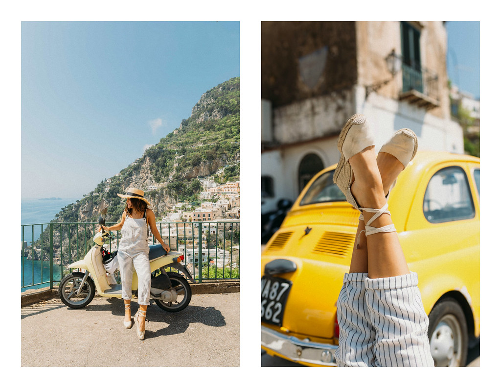 The Little Magpie Positano Guide to The Amalfi Coast