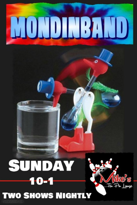 Mondinband Sundays