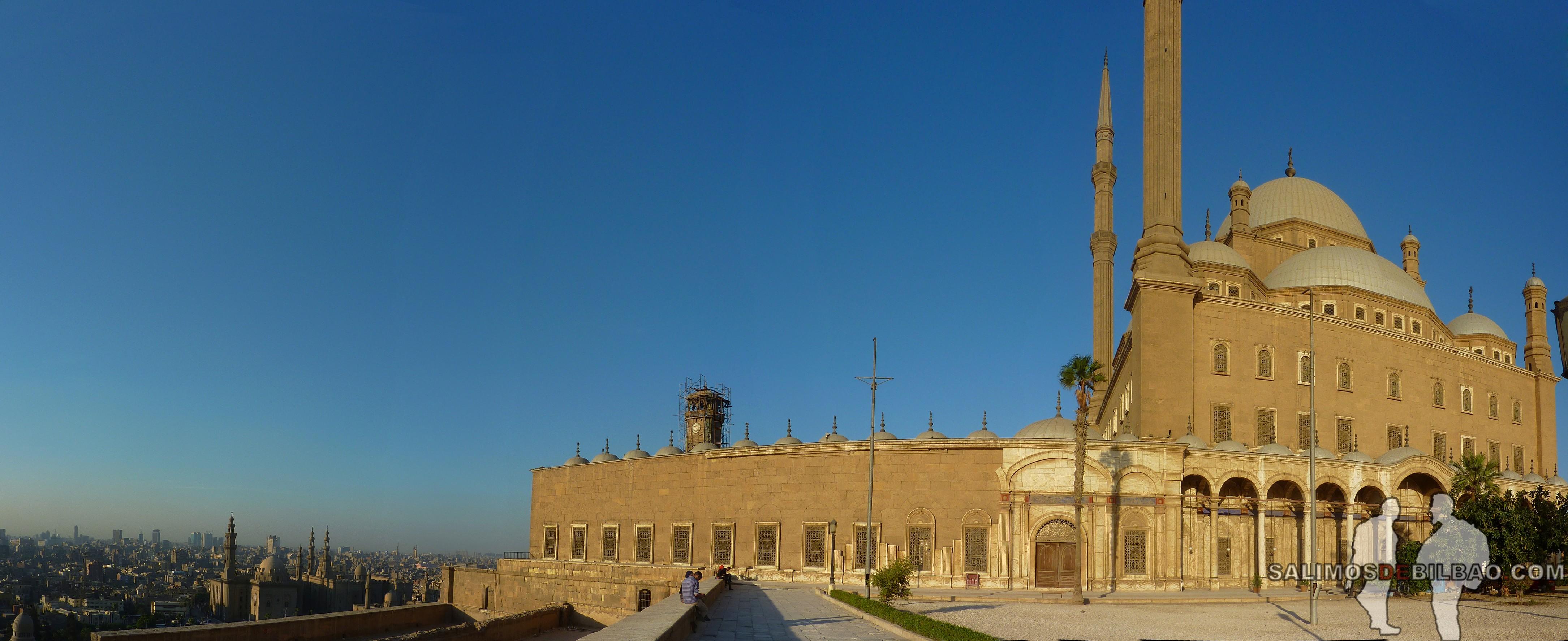 0383. Pano, Ciudadela de Saladino, Cairo