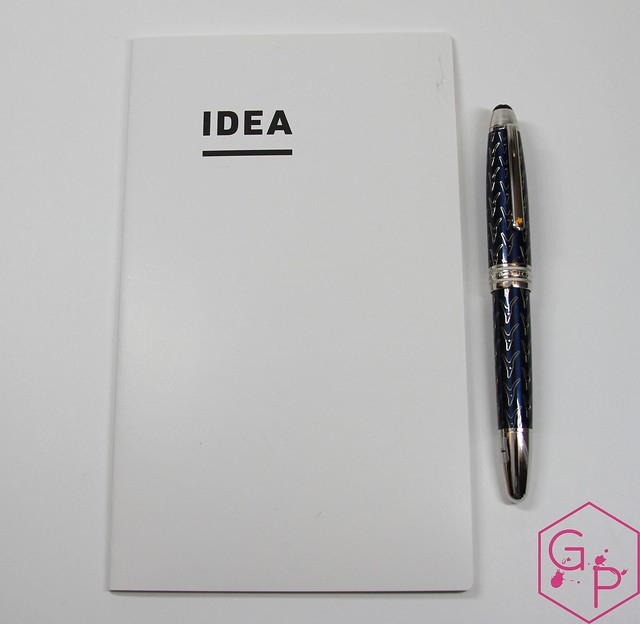 Idea Tomoe River Paper Notebook @PhidonPens 13