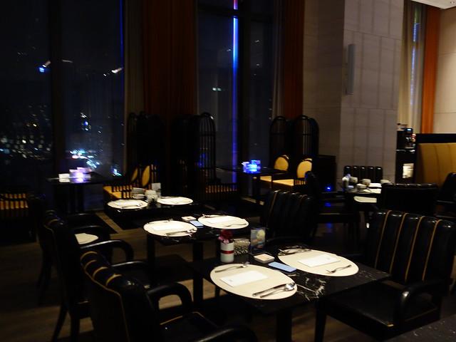 餐廳@高雄H2O水京棧國際酒店