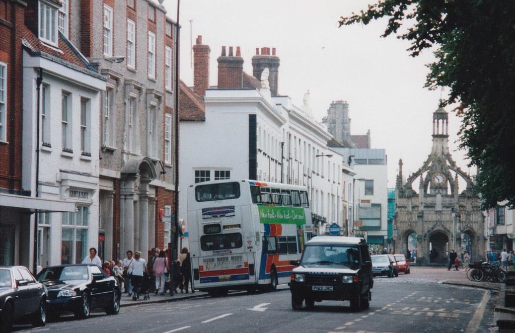 Chichester, England, 3/9/1998