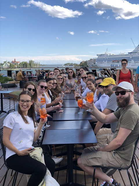 Undergrad Study Abroad in Finland, 2018