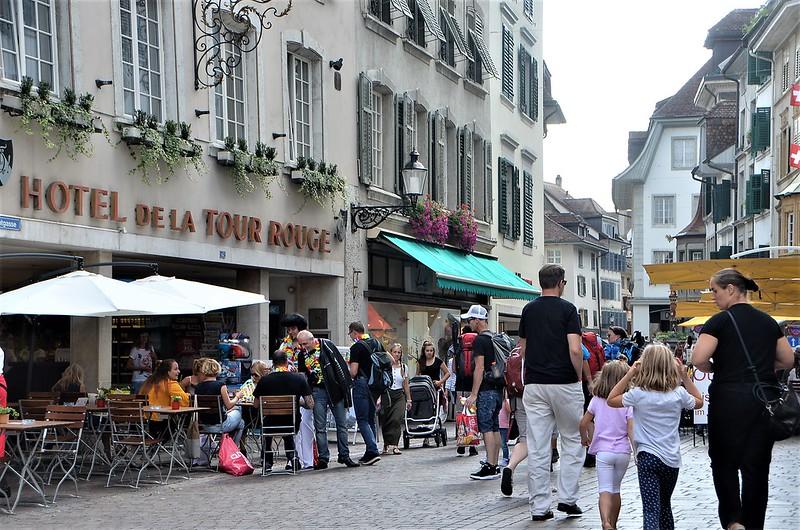 Hauptmasse Solothurn