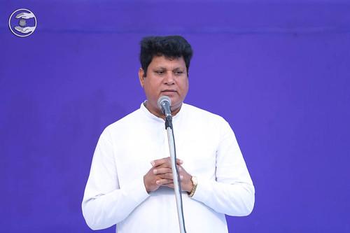 SNM Zonal Incharge, Satish Hans from Karnal