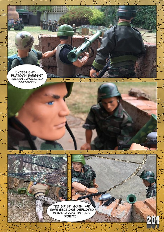 BAM2272 Presents - An Old Face Returns! Chapter Thirteen - The Munrovians Prepare their defences - Part One  43461804745_232d0edd26_c