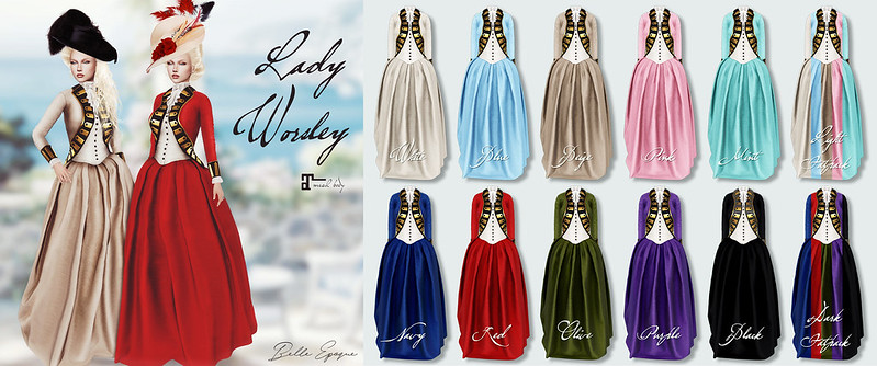 Lady Worsley { 25% OFF at We<3RP }