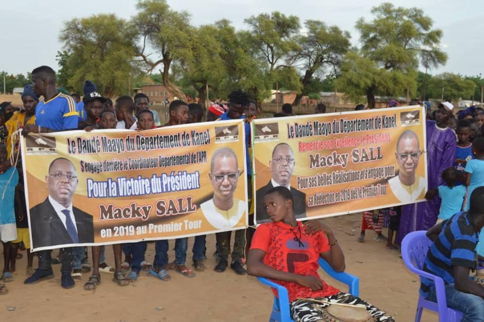 Meeting à Ganguel Soulé, Réélire Macky Sall derrière Daouda Dia (5)
