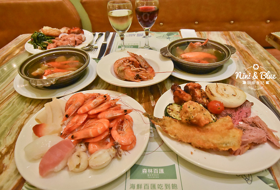 林酒店 台中吃到飽 龍蝦 朝馬28
