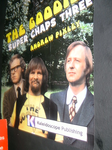 The Goodies 40th Anniversary