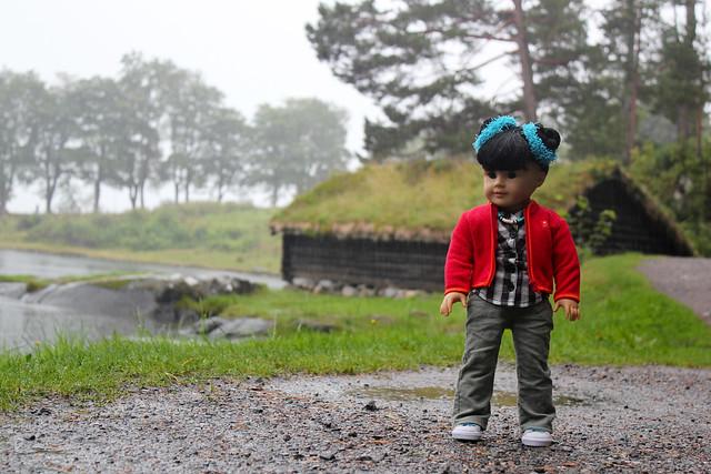 Sunnmøre Village in Ålesund, Norway