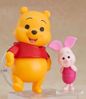 【新增官圖&販售資訊】黏土人系列《小熊維尼》「維尼&小豬」共同販售!ねんどろいど プーさん&ピグレットセット