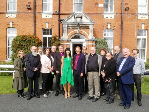 Generous Love, Church of Ireland consultation on inter faith engagement, CITI, 7th September 2018