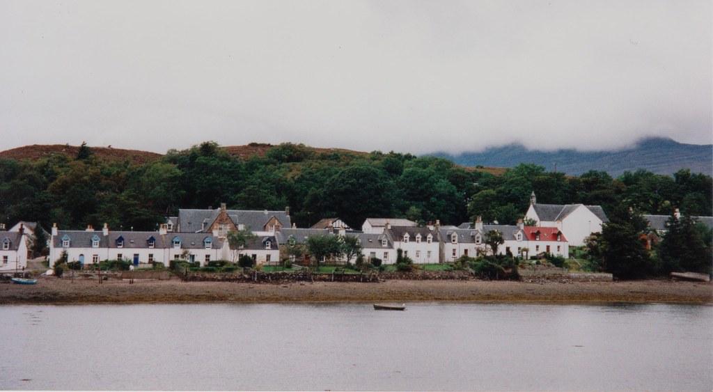 Plockton, Scotland, 10/9/1998