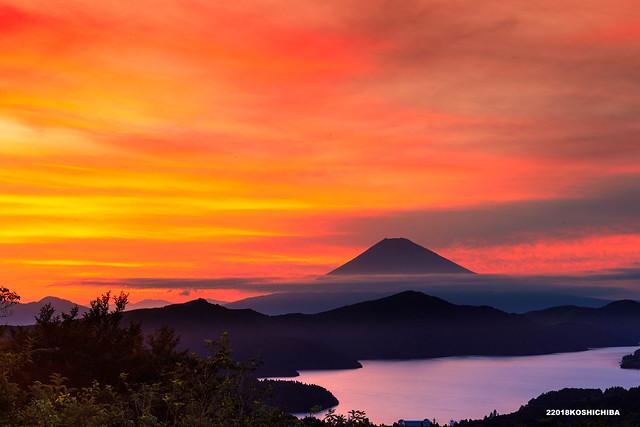 Mt.Fuji Daikanyam Hakone
