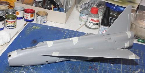 E.E. Lightning, Airfix 1/48 43992777144_a98a1041c5